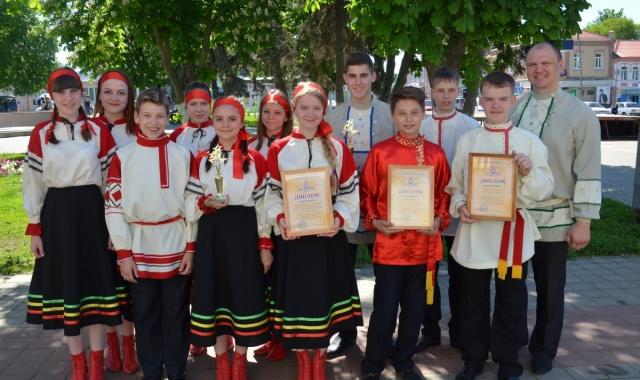 Детский ансамбль народных инструментов АКкорд