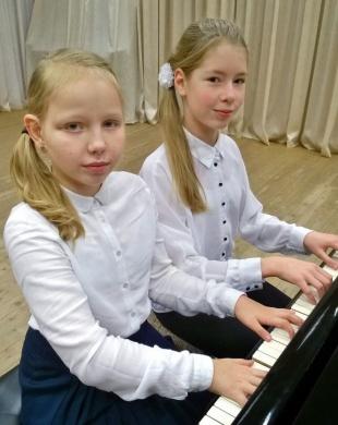 Бородина Светлана, Жданова Арина