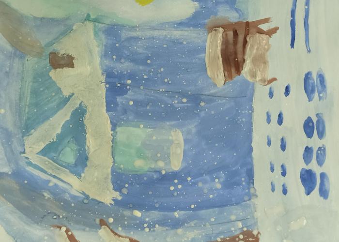 Гикало Юлия, 10 лет.